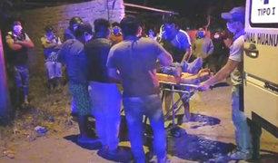 Huánuco: médico habría atropellado y matado a ciclista