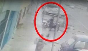 SMP: sujeto roba moto y extorsiona con S/.4 mil a víctima para devolver vehículo