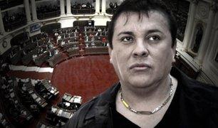 Responde ante el Congreso: Richard Swing niega todo tipo de relación con Martín Vizcarra