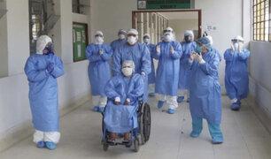 Covid-19: más de 4 mil pacientes fueron dados de alta en hospital de Villa El Salvador