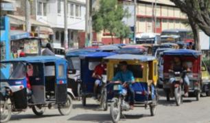 Municipalidad de Santa Anita aplicará plan de pico y placa para mototaxis