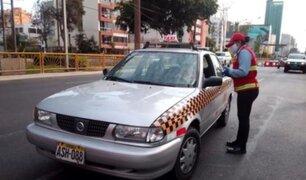 ¿Qué medidas deben aplicar los taxis para volver a circular en tiempos de pandemia?
