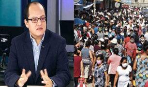 Víctor Hugo Quijada: Estamos viviendo una cuarentena chicha