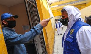 Más de 1 500 reos en libertad para reducir el hacinamiento en los penales frente al coronavirus