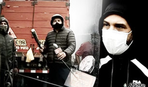 Vecinos al ataque: victorianos unen fuerzas para sacar a ambulantes