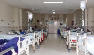 Hospital Loayza: habilitan nuevo pabellón para pacientes con coronavirus