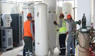Tumbes pondrá en funcionamiento planta de oxígeno