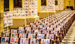 Covid-19: Perú entre los países con más muertes por millón de habitantes en el mundo