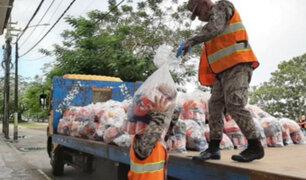 Gobierno entregará alimentos a familias más vulnerables de Lima Metropolitana y Callao