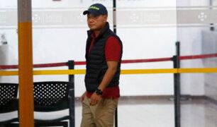 Hiro Fujimori fue asaltado por delincuentes armados en pleno estado de Emergencia
