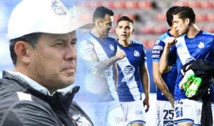 Juan Reynoso: el Puebla anunció tres casos positivos de COVID-19
