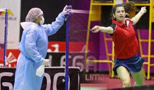 El Bádminton es el primer deporte en regresar a los entrenamientos