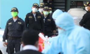 Coronavirus en la PNP: 200 muertos y más de 11 mil efectivos contagiados a la fecha