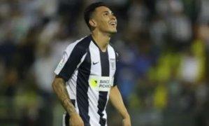 Alianza Lima oficializa el despido del jugador Jean Deza