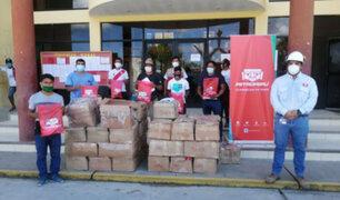 Covid-19: comunidades indígenas de Loreto recibieron kits de bioseguridad