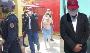 Alcalde de Lambayeque es intervenido en hotel por infringir el aislamiento social