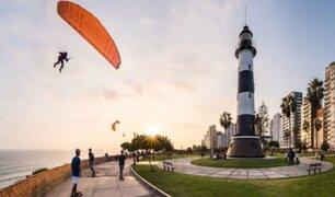 Municipio de Miraflores y Canatur trabajarán juntos para apoyar reactivación del sector turismo