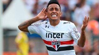¡Lo quieren de vuelta! Hinchas de Sao Paulo confirman que quieren de regreso a Christian Cueva
