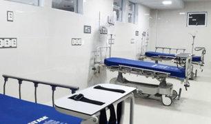 Juliaca: EsSalud pone en marcha servicio de emergencia para pacientes Covid-19