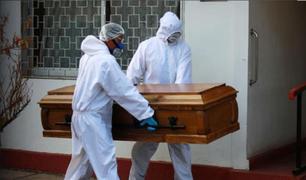 COVID-19: cifra real de fallecidos sería más de 36 mil, según Sinadef