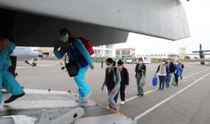 Covid-19: EsSalud envía segunda brigada médica a Ucayali