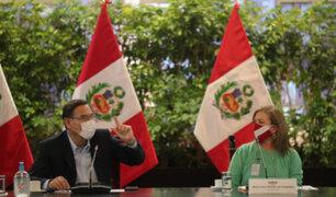 Presidente Vizcarra pide a Confiep impulsar Arranca Perú y generar puestos de trabajo