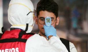 ¿Uso de termómetros infrarrojos podrían ocasionar daños en la vista?
