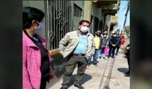 La Victoria: extranjera realizaba pruebas de descarte de coronavirus sin autorización