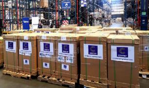 Confiep dona 90 ventiladores mecánicos para hospitales COVID-19