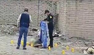 Barranca: exrecluso es hallado muerto en descampado