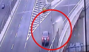 Adiós a la cuarentena: Línea Amarilla reporta 100 accidentes vehiculares por semana