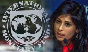 El FMI rebaja sus previsiones de crecimiento de la economía mundial por  el COVID-19