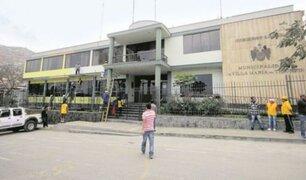 Intervienen municipio de VMT por presuntas irregularidades en compras de canastas
