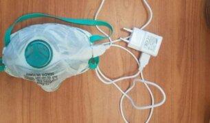 Israel: crean mascarilla eléctrica capaz de autolimpiarse y eliminar a la COVID-19