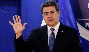 Presidente de Honduras fue hospitalizado tras contagiarse de coronavirus