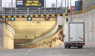 Ya monitorean límites de velocidad en Línea Amarilla