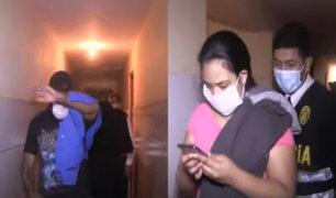Breña: Decenas de ciudadanos extranjeros que bebían licor en hotel son intervenidos