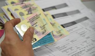 Centros de exámenes médicos para brevetes piden autorización para volver a trabajar