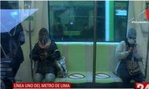 Metro de Lima: Implementa múltiples medidas sanitarias para evitar contagios masivos