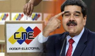 Venezuela: ¿Nicolás Maduro 'expropia' los partidos de la oposición?
