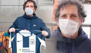 Alianza Lima: técnico Mario Salas ya está en el Perú