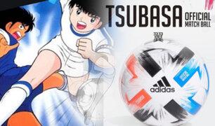 """La pelota de los """"Súper Campeones"""" será el balón de los Juegos Olímpicos de Tokio"""