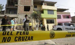 Sicario asesina a empresaria maderera en la puerta de su negocio en VMT