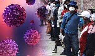 Coronavirus en Perú: cifra de contagiados se eleva a 349 500 y fallecidos a 12 998