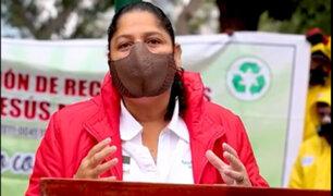 Ministra del Ambiente a favor de que el toque de queda se mantenga hasta fin de año