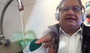 Sunass: ¿Cómo se realizará el fraccionamiento del recibo de agua?