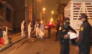 Hombre es asesinado durante asalto en Chorrillos