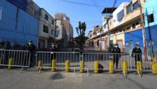 Crimen en SMP: balean a dos sujetos en mercado Caquetá a plena luz del día