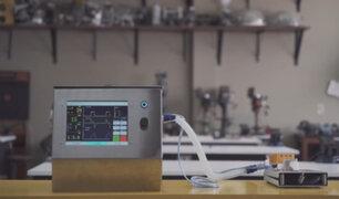 Ingenieros de la PUCP obtienen autorización para fabricar ventilador mecánico y producirán 200 equipos