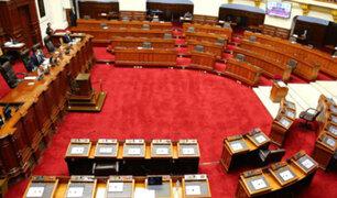 Congreso suspendió Elecciones primarias hasta el 2022